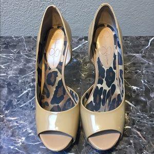 Jessica Simpson Acadia Platform Heels